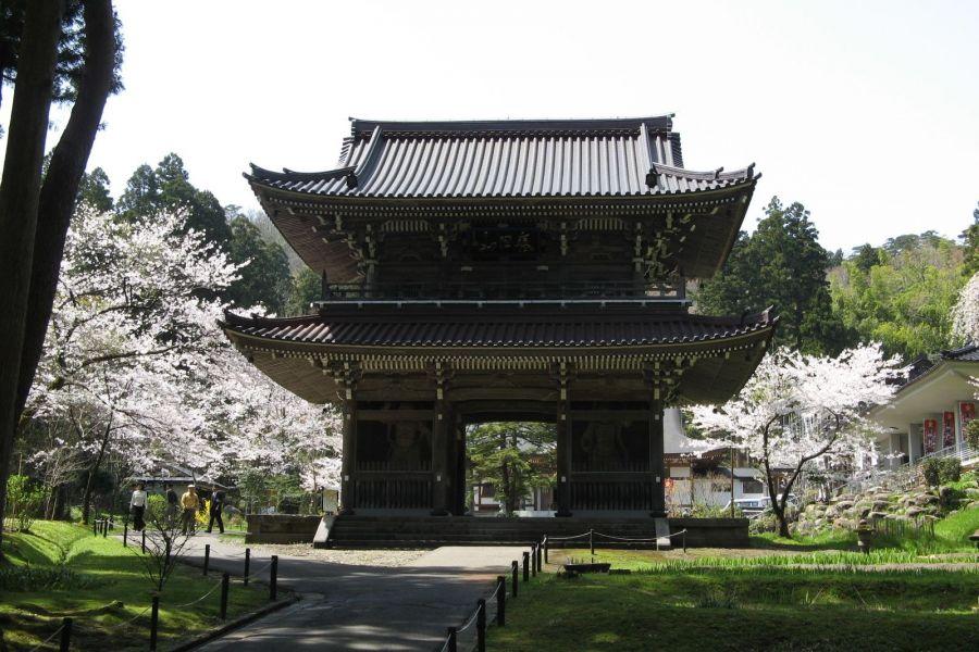林泉寺 新潟