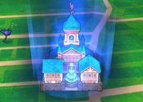 【ドラクエウォーク】どこでも目的地バージョンアップで要塞が次々と誕生している!?