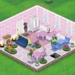 【ドラクエウォーク】プリンセスシリーズを使ったみんなのお部屋コーディネート集