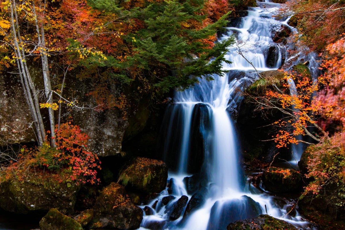 竜頭の滝 ランドマーク