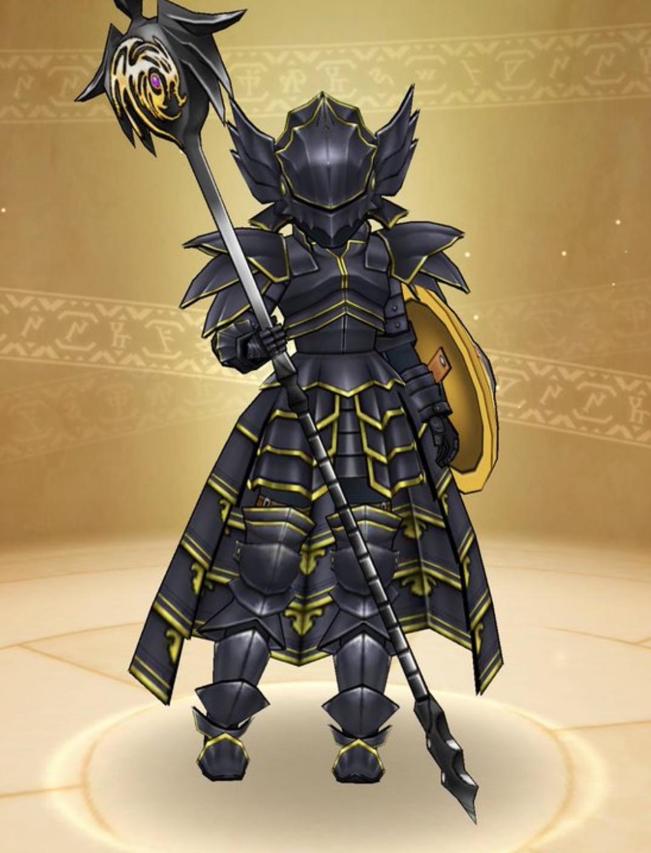 闇騎士装備