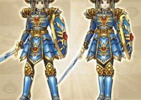 【ドラクエウォーク】伝説の勇者装備コンプ狙いで盾の勇者や鎧の勇者が続々と誕生!